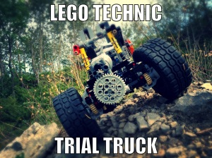 Trial truck